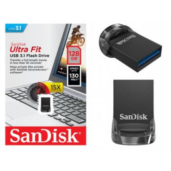 Sandisk Cruzer Fit Ultra 128 GO USB 3.1