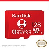 Carte Micro SD Sandisk  Nintendo switch microSDXC 128GB
