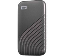 Disque SSD externe Western Digital  My Passport  2To Space Gray