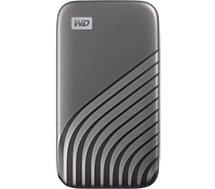 Disque SSD externe Western Digital  My Passport  500Go Space Gray