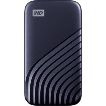 Western Digital My Passport  500Go Midnight Blue