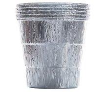 Barquette Traeger  Lot 5 barquettes aluminium