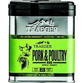 Epices Traeger PORK & POULTRY RUBS - 260 g