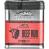 Epices Traeger  BEEF RUBS -  230 g
