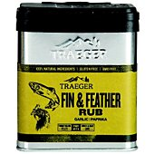 Epices Traeger FIN & FEATHER RUBS - 230 g