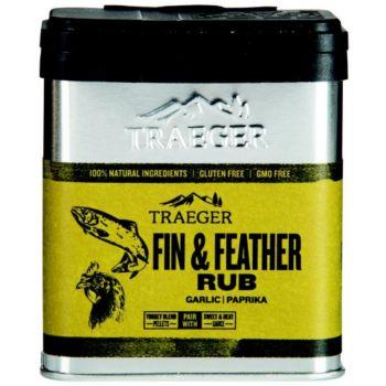 Traeger FIN & FEATHER RUBS - 230 g