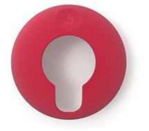 Coque Tomtom Coque protection silicone Rouge VIO