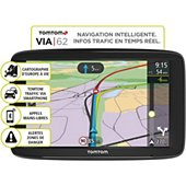 GPS Tomtom Via 62 Europe 23 pays