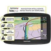 GPS Tomtom Via 52 Europe 48 pays