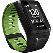 Montre sport GPS Tomtom Outdoor Runner 3 Cardio + Music Noir/Vert L