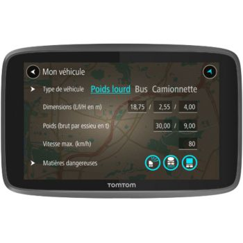 Tomtom GO Professionnel 6250