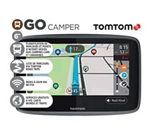 GPS Tomtom GO Camper Monde connecté