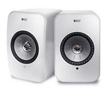Enceinte sans fil KEF  LSX Wireless blanche