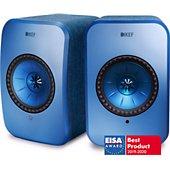 Enceinte sans fil KEF LSX Wireless bleue