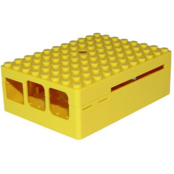 Multicomp PI-blox jaune