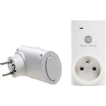 New Deal PRISE CONNECTEE SMART PLUG ECO