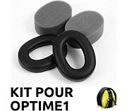 Peltor Kit d'hygiène pour casque antibruit Opti