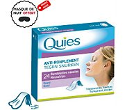 Audilo Quies, Bandelettes Anti-Ronflement + MAS