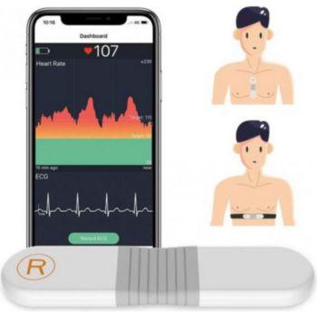 Viatom Viatom heart rate monitor, l'ECG pour at