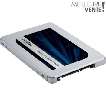Crucial MX500 500GB SSD 2.5 SSD SATA