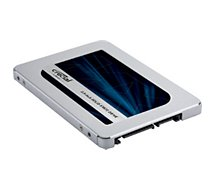 Disque SSD interne Crucial  MX500 500GB SSD 2.5 SSD SATA