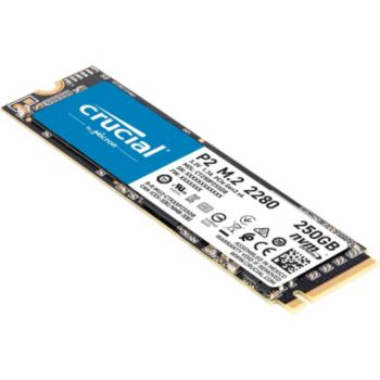 Crucial P2 2To 3D NAND NVMePCIe M.2