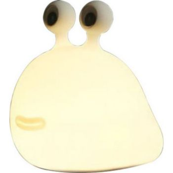 Muid Lampe de chevet sans fil Sluglight Limac