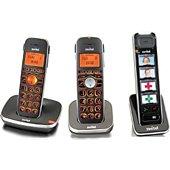 Téléphone sans fil Switel Téléphone D100 Trio Photo, Switel