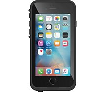 Coque Lifeproof  iPhone 6/6s Fre Etanche noir