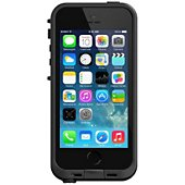 Coque Lifeproof FRE iPhone 5S/SE noir