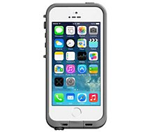 Coque Lifeproof iPhone 5S/SE FRE gris