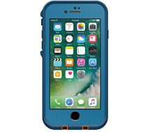 Coque Lifeproof iPhone 7 FRE bleue