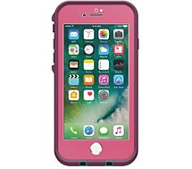 Coque Lifeproof iPhone 7 FRE rose Edition Limitée