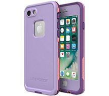 Coque Lifeproof  iPhone 7/8 Fre Etanche violet