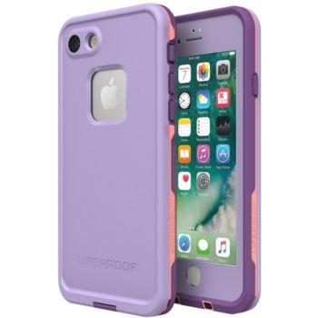 lifeproof iphone 7 8 fre chakra violet accessoire iphone. Black Bedroom Furniture Sets. Home Design Ideas