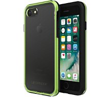 Coque Lifeproof  iPhone 7/8 Slam Antichoc vert/noir