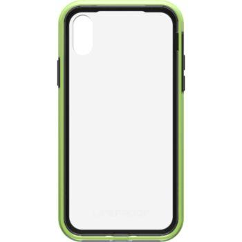 Lifeproof iPhone X Slam Antichoc vert/noir
