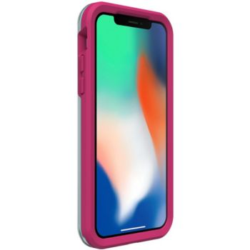 Lifeproof iPhone X Slam Etanche violet