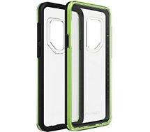 Coque Lifeproof  Samsung S9+ Slam Antichoc vert/noir