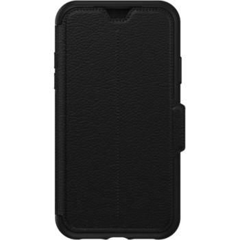 Otterbox iPhone Xr Strada cuir noir