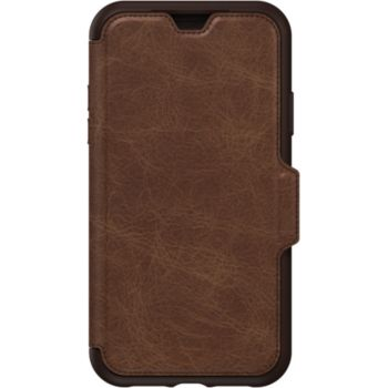 Otterbox iPhone Xr Strada marron