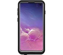 Coque Lifeproof Samsung S10 Fre Etanche noir