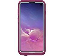 Coque Lifeproof  Samsung S10 Fre Etanche violet