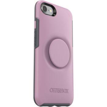 Otterbox iPhone 7/8 Pop symmetry rose
