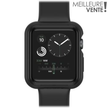 Otterbox Apple Watch 3 42mm noir