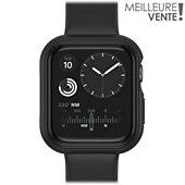 Coque Otterbox Apple Watch 4/5/6/SE 44mm noir