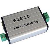 Boitier connecté Wizelec Lecteur de températures Ethernet jusqu'à