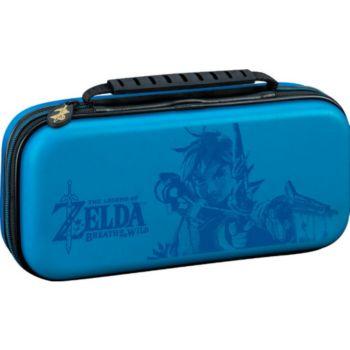 Bigben Pochette  pour Switch Zelda Bleue