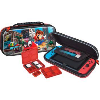 Bigben Pochette Deluxe Mario Odyssey