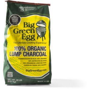 Big Green Egg de charbon de bois 9kg